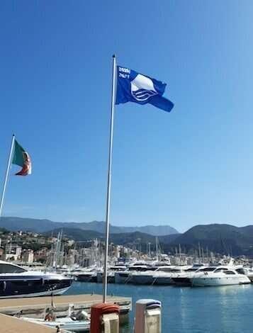 Bandiera Blu 2020 Marina di Varazze