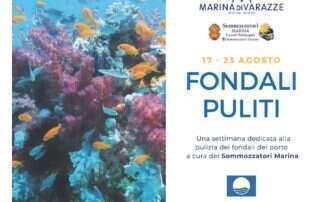 Pulizia Fondali porto 2020