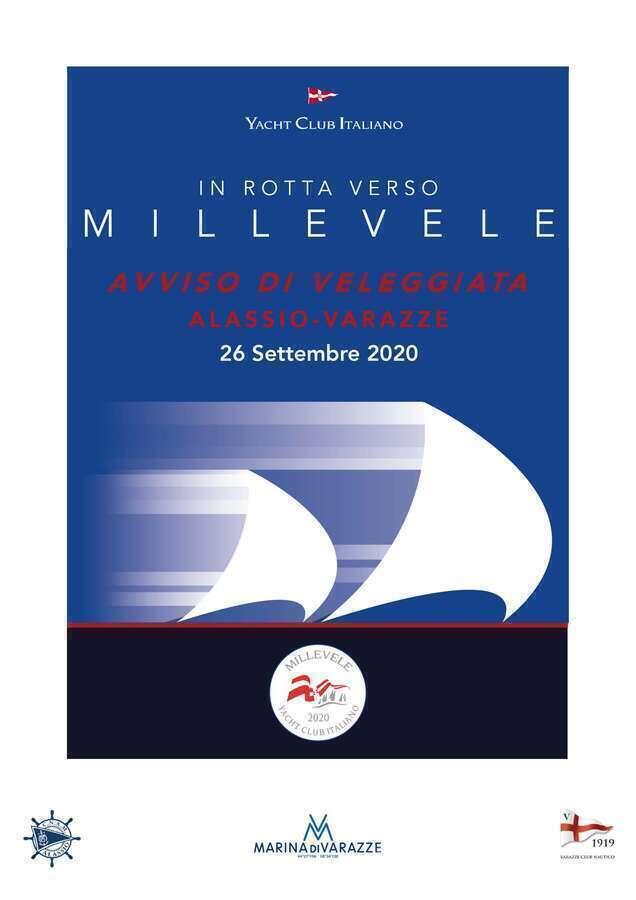 Millevele2020 Varazze