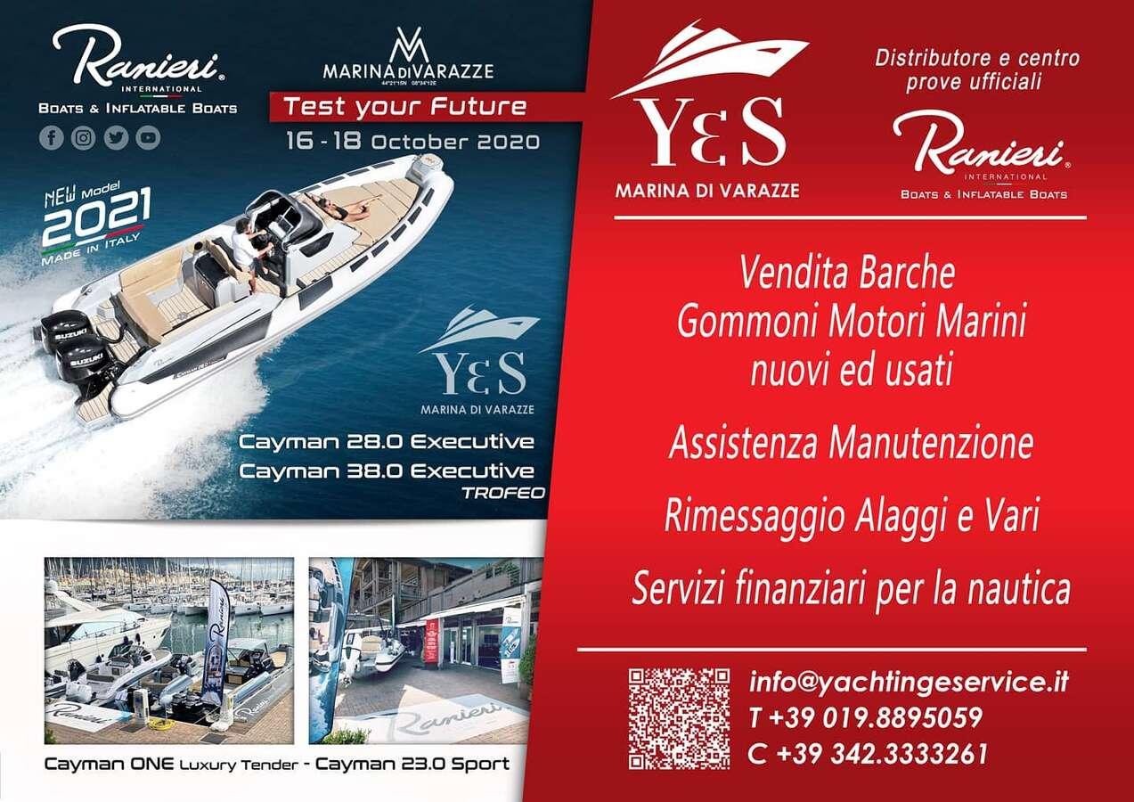 Ranieri international e Y&S