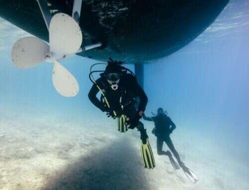 Cescot Savona: al via le esercitazioni per Operatore Tecnico Subacqueo