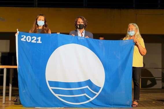 Bandiera Blu 2021 Marina di Varazze