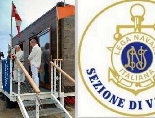Inaugurata la nuova struttura della Lega Navale Italiana sezione di Varazze